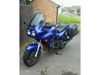 WANTING SPORTS BIKE swap for Triumph sprint