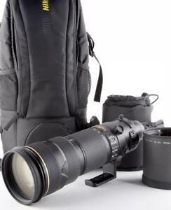 Nikon AF-S VR Zoom-Nikkor 200-400mm f4G IF-ED II