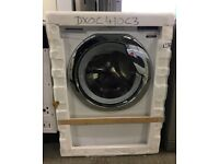 NEW GRADED !!! HOOVER DXOA410C3 WASHER DRYER IN WHITE WITH 12 MONTHS WARRANTY RRP £399