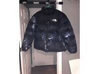 North face nuptse brand new extra butter night crawlers puffer jacket coat
