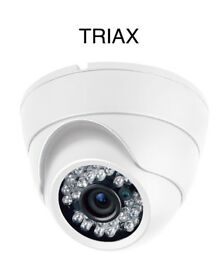 TRIAX 1.3mp TVi HD Dome 2.8mmCAMERA CCTV