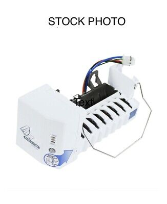 LG and KENMORE ICEMAKER WITH LEFT GUIDE  PART NUMBER 5989JA0002F