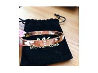 Brand newRose gold Michael kors bracelet