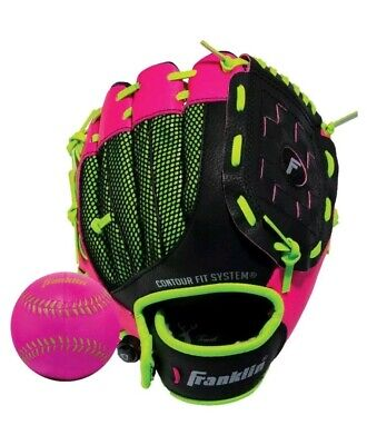 Franklin Sports Teeball Glove - Neo-Grip - Left Thrower