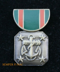 US-NAVY-ACHIEVEMENT-MEDAL-USS-HAT-PIN-US-MARINES-NAM-RIBBON-SAILOR-CHIEF-OFFICER