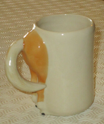 Happy Appy Valley Studio 2005 Horse Hind End Tail Butt Mug