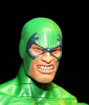 HEAD ONLY Marvel Legends Custom painted Head Scorpion Far from Home Head