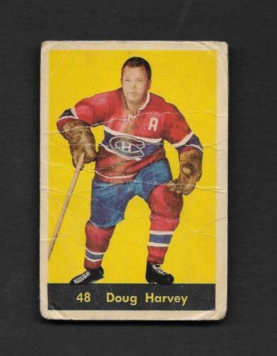 1953 Parkhurst #26 DOUG HARVEY