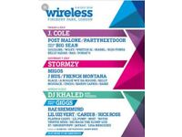 Friday Wireless Tickets