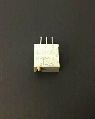 Beck 68wr2m 2m Ohm .5w Multi-turn Cermet Trimmer Potentiometer
