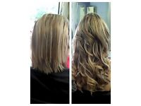 Pre-bonded & Micro Ring Hair Extensions!