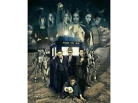 DOCTOR WHO STUFF WANTED