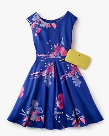 Joules Amelie flare dress