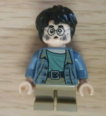 Lego 75978 Harry Potter Minifigure from Diagon Alley Silencio box