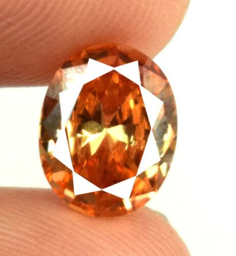 4.20 Ct Oval Brown Axinite Gemstone 100% Natural Certified A15662 Wedding Gift