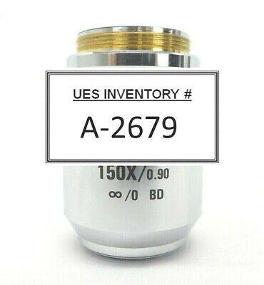 Nikon Cf Plan Apo 150x0.90 Microscope Objective 0 Optistation 7 Working Spare