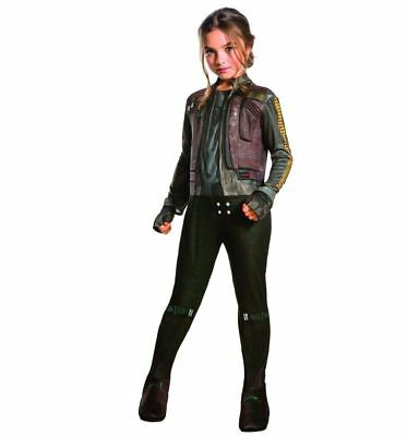 NEW Disney Star Wars Jyn Erso Costume Choose Girls Child Size Small  NWT](Childs Star Costume)