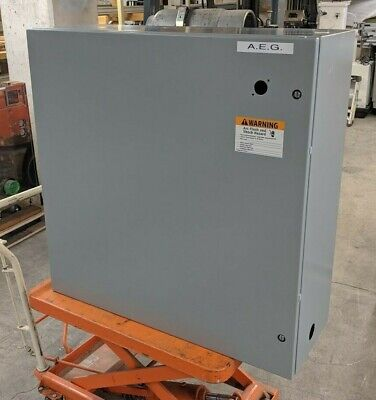 Hoffman Panel Csd363612spl Electric Enclosure 36x36x12in Grey Ip66 Free Freight