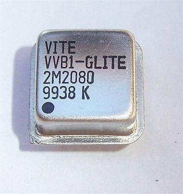 Vite Crystal Oscillators 2.2080 Mhz 4 Pcs