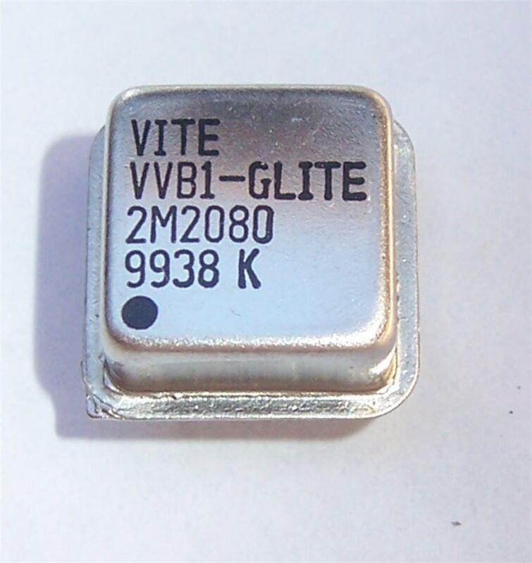 VITE CRYSTAL OSCILLATORS 2.2080 MHz (4 PCS)