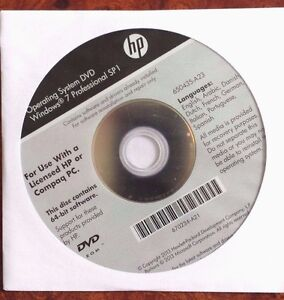 Download recovery media for any hp computer FREE ... - YouTube