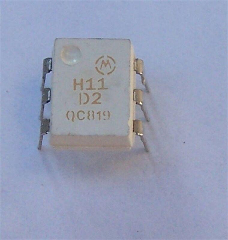 MOTOROLA H11D2 OPTOISOLATOR (100 PCS)