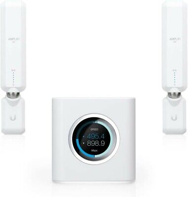 AmpliFi LR (Long-Range) Home Wi-Fi System - Great (Amplifi Lr Long Range Home Wi Fi System)