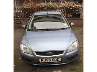 Ford Focus saloon tdci 2.0 2005 97000miles