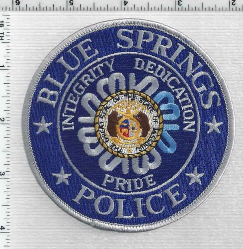 Blue Springs Police (Missouri) 3rd Issue Shoulder Patch