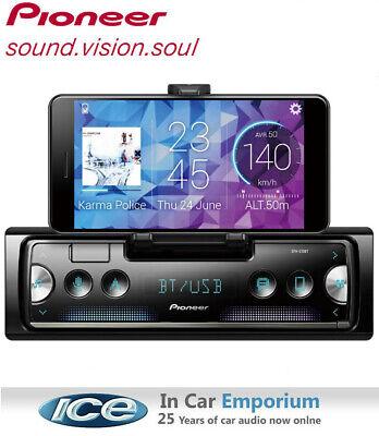 Pioneer SPH-10BT car stereo, Apple Car Play / Android Auto USB Bluetooth radio