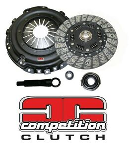 Competition Clutch Stage 2 Street Performance Clutch Kit 2008-2015 Lancer EVO X