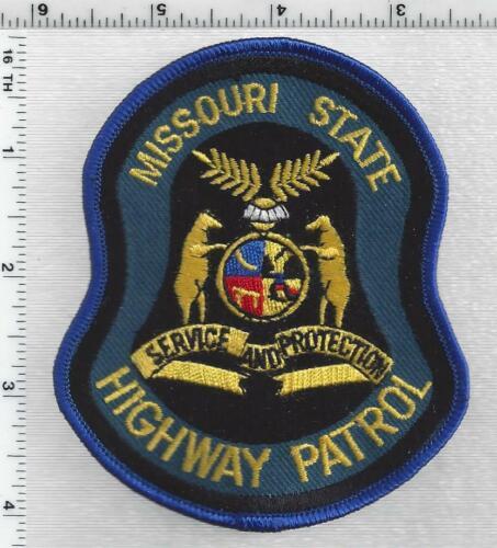 State Highway Patrol (Missouri) 2nd Issue Shoulder Patch