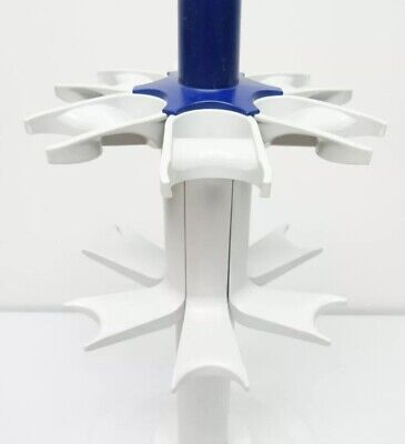 Eppendorf 6 Place Pipettor Carousel Stand Rack Research Plus Pipette 022444905