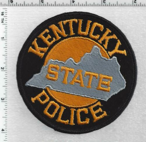 State Police (Kentucky) 3rd Issue Shoulder Patch