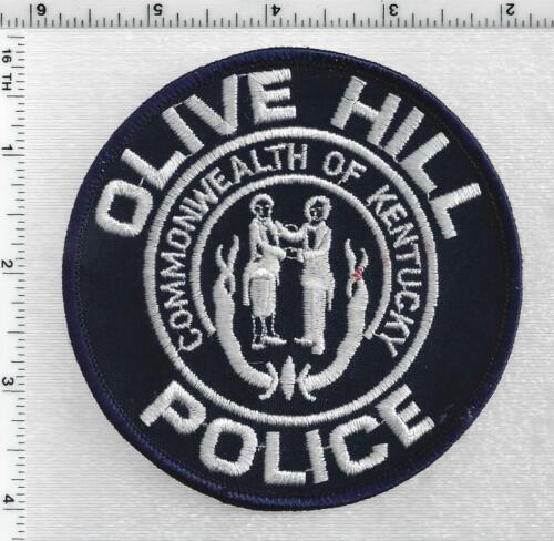 Olive Hill Police (Kentucky) 1st Issue Shoulder Patch