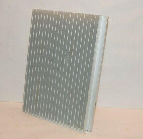 """1"""" x 8"""" x 11"""" Aluminum Heat Sink DIY CNC"""