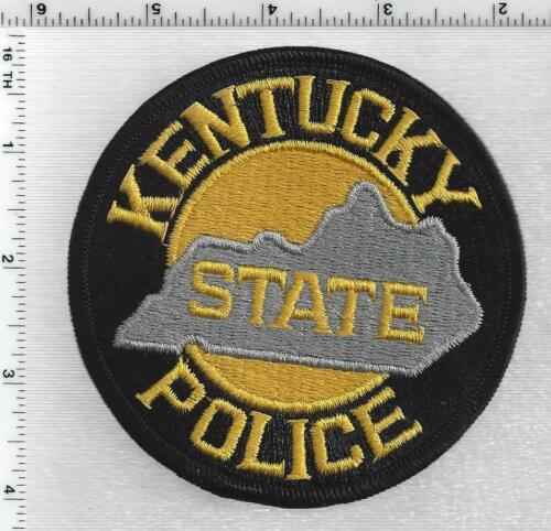State Police (Kentucky) 1st Issue Shoulder Patch