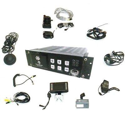 L-3 Mobile-Vision Flashback2 Police Car Dash Digital Video Recording System