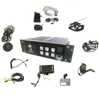Digital Video Recording System - L-3 Mobile-Vision Flashback2 Police Car Dash Digital Video Recording System