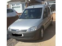 Vauxhall, COMBO Van, 2010, Semi-Auto, 1248 (cc), 5 doors