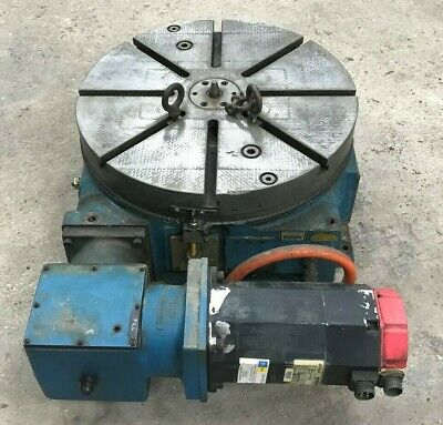 Cnc Rotary Table 4th Axis  24 Diameter Producto Machine Co.