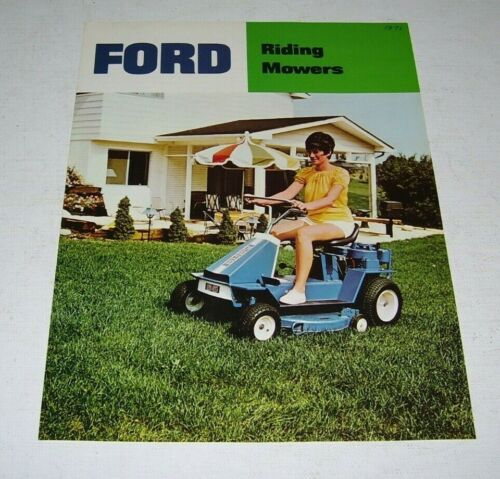 Ford Tractor Riding Mowers Dealer