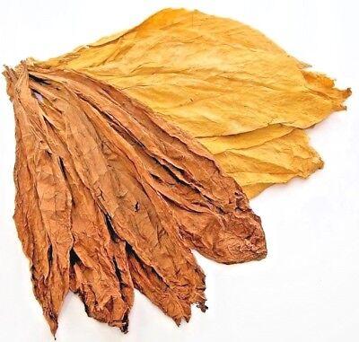 Tabakblätter 1 kg Virginia 50/50 Burley-ERNTE 2020-Top Qualität-Tabak-Duft-Deko