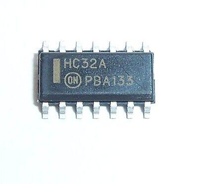 On Semiconductor Mc74hc32   74Hc32  Smd  100 Pcs