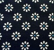 Black Cotton Fabric
