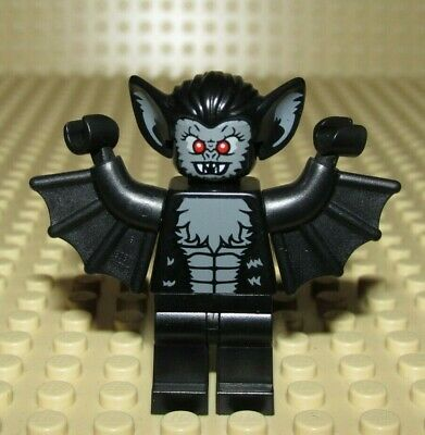 LEGO BAT minifigure COLLECTIBLE SERIES 8 Halloween
