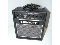 Hiwatt Maxwatt Spitfire 12w Guitar amp immaculate