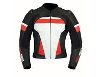 mens xxl armored motorbike jacket