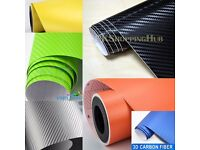 3d textured car wrap high quality sticker sheets many sizes availble