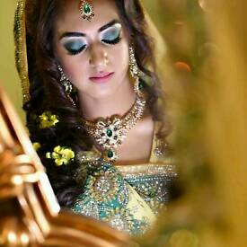 Bridal hair and make up artist delivering a quality service at affordable prices